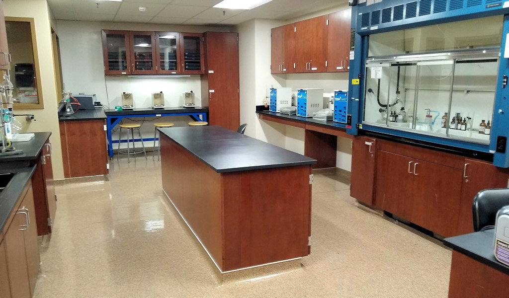 Chem Instruments Room