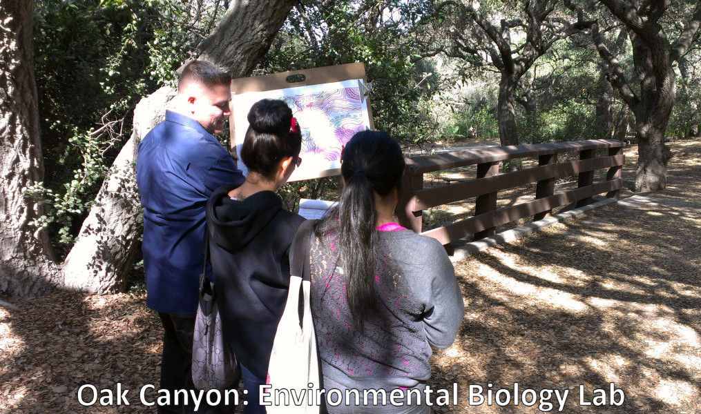 Env Bio field activity