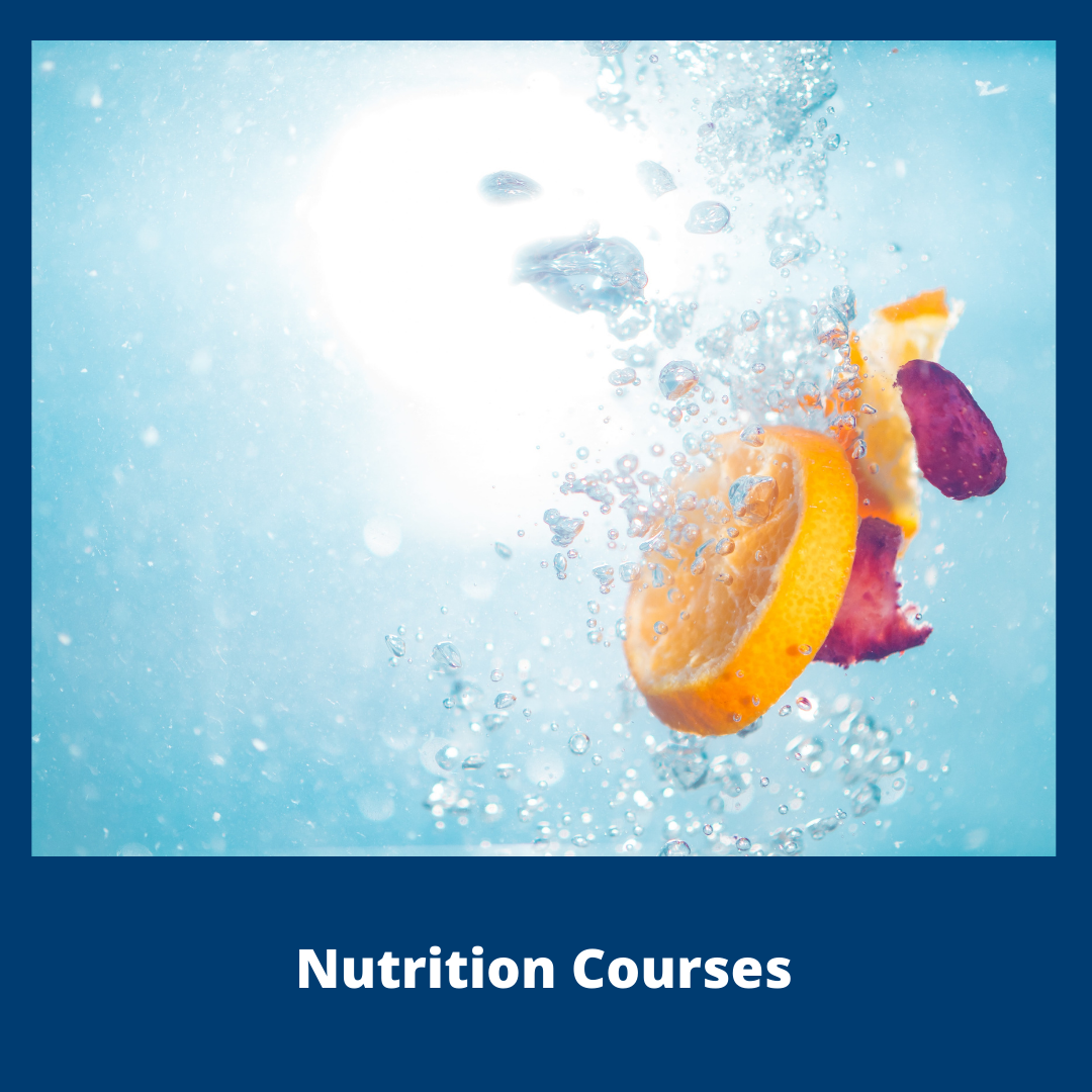 Button for Nutrition Courses